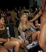 Party babes love dick
